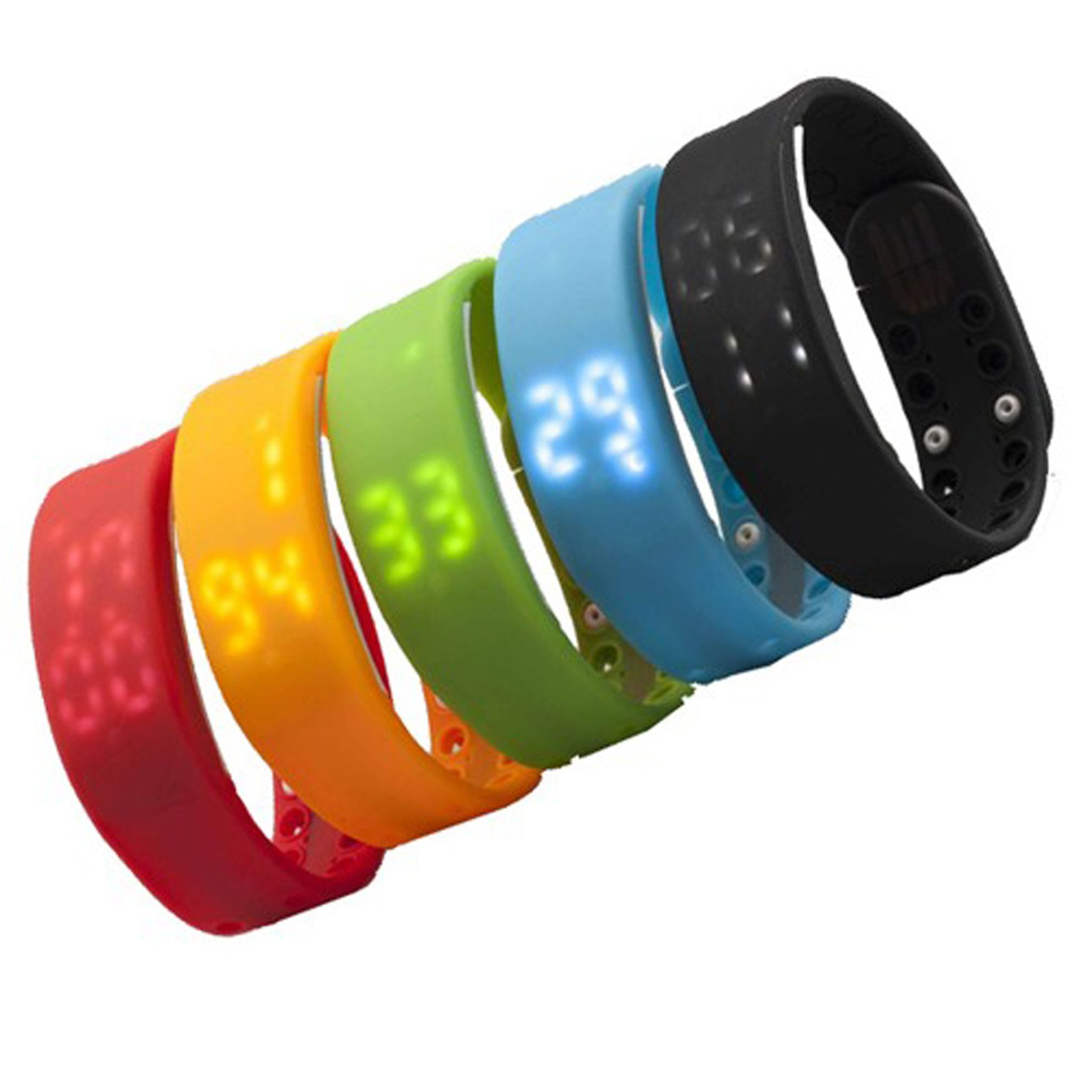 Wall Mounted Power Strip SMART WRIST WATCH BRACELET PEDOMETER STEP CALORIE COUNTER ...